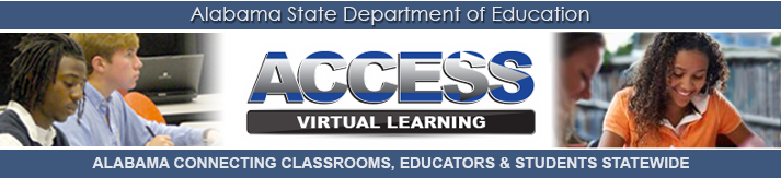 ACCESS Virtual Learning Logo Banner